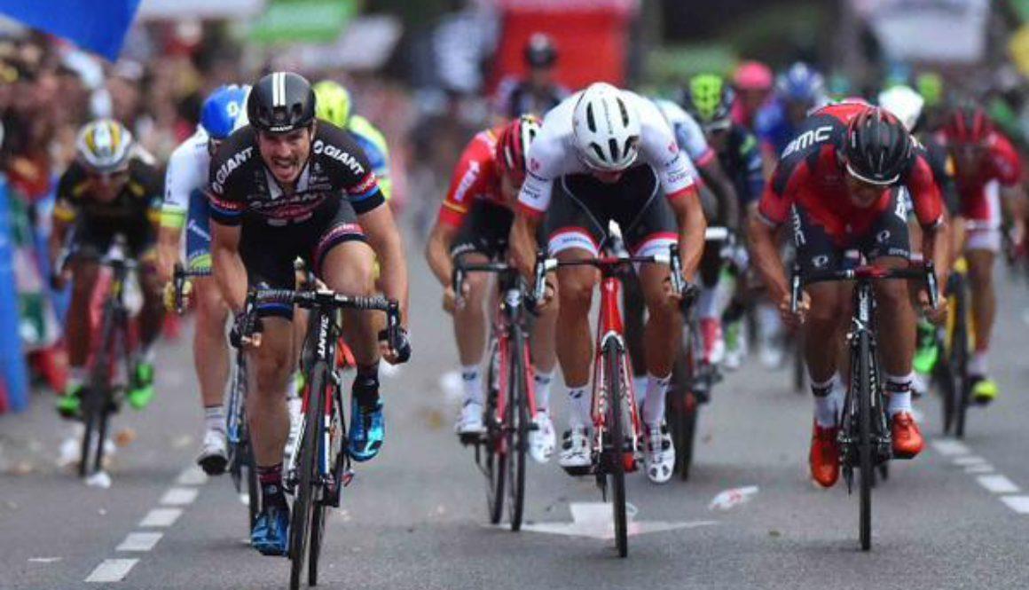 Directe en indirecte sprinters in het wielrennen