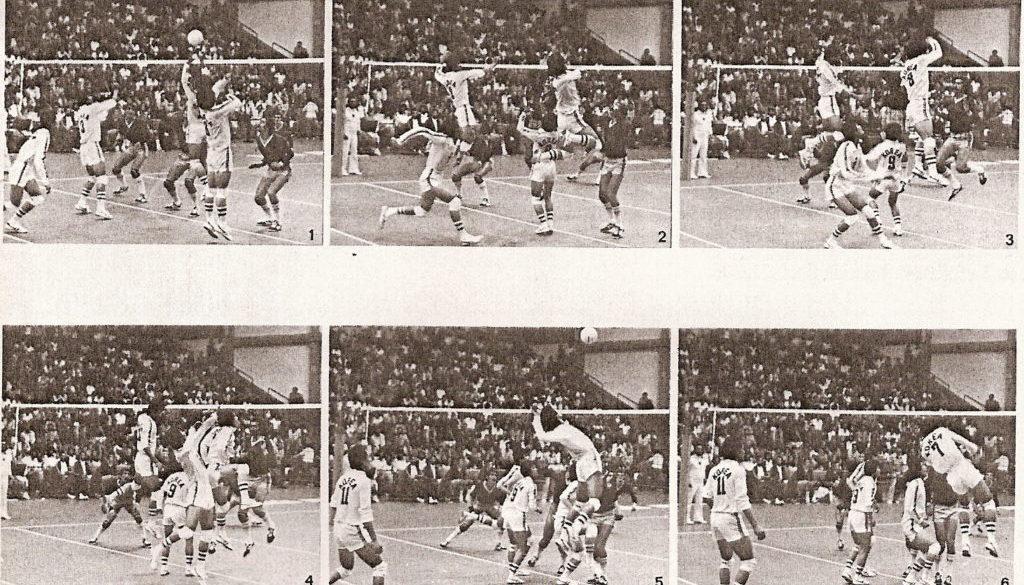 WK 1978 Korea aanval